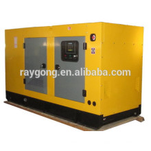 Grupo electrógeno silencioso diesel de 100KW Weichai
