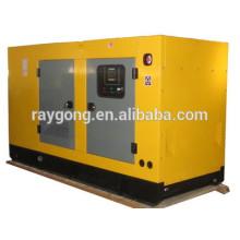 100КВТ дизельный генератор weichai Молчком комплект