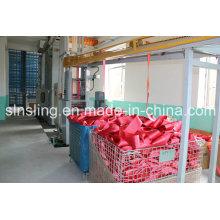 1t Sicherheitsfaktor 6: 1 100% Polyester Hebeband