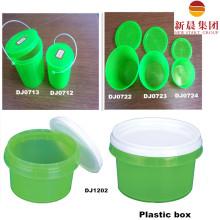 Green Color Alive Lure Box, Bucket