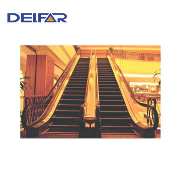 Крытый эскалатор с 30 и 35 степенями