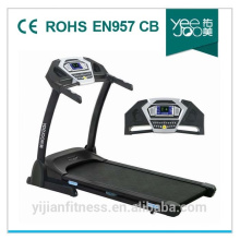Home folding Motorized Treadmill with CE&Rohs (8008L)