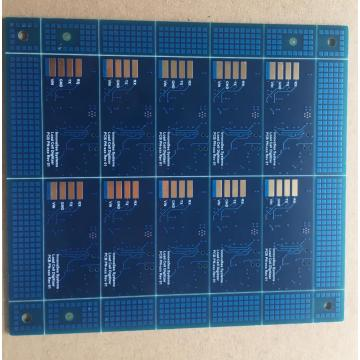 ENIG cell digitizer PCB
