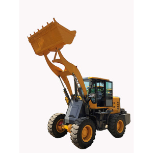 Carregadeira de rodas front end loader