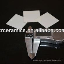 Substrat de carte PCB d'alumine de la résistance 99% / carte PCB en céramique isolante