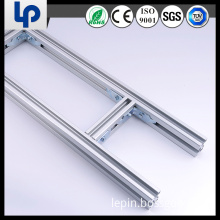 SGS TUV ROHS cable certificated aluminum material cable ladder made in china