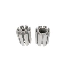 anodized cnc led aluminum heat sink profile