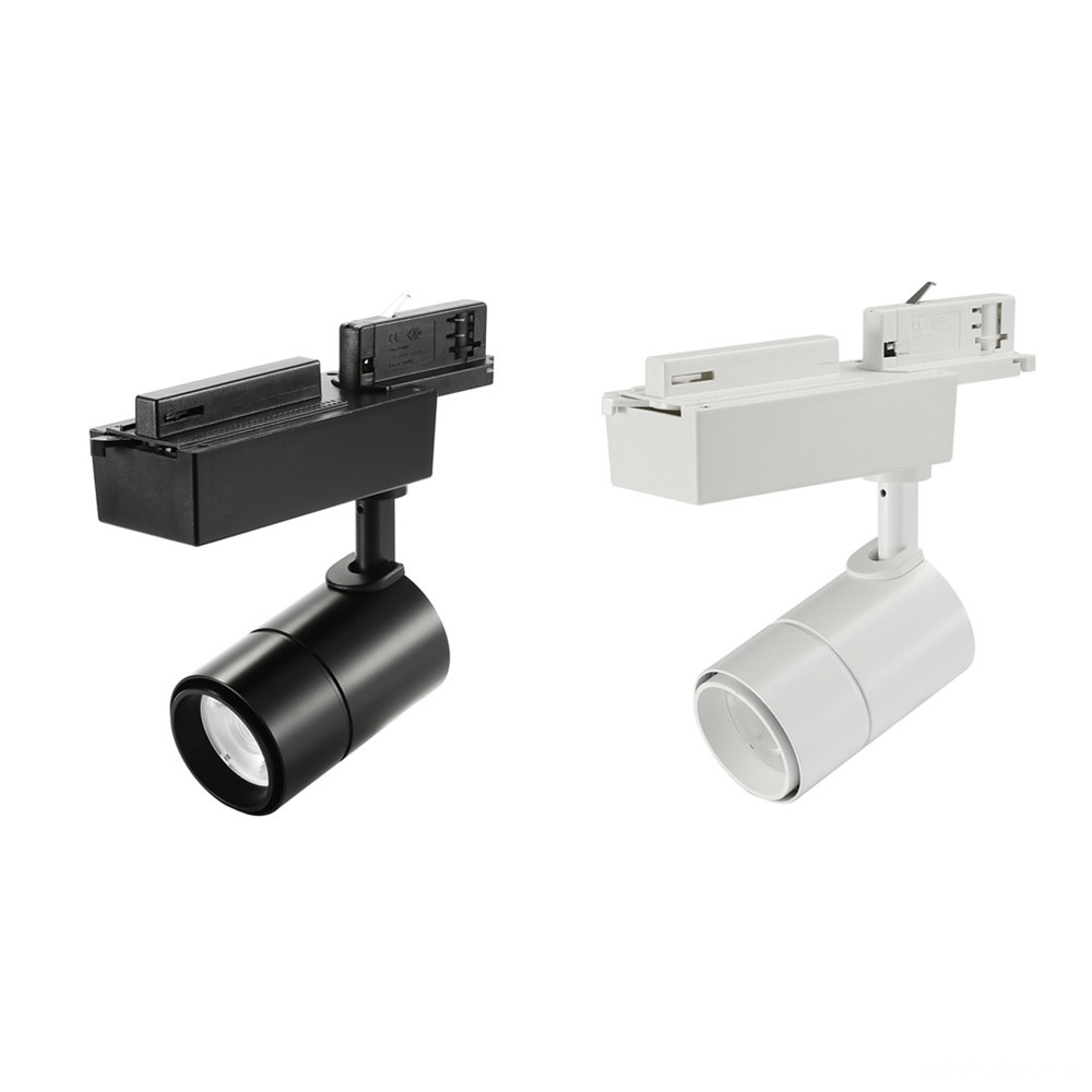 led track lighting 7W White or Black