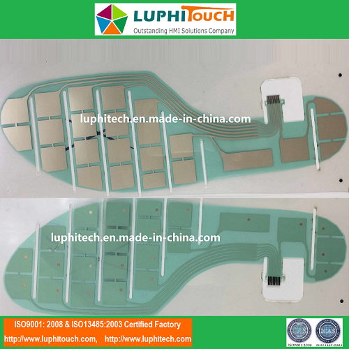 Medical Intelligent Health Monitoring Insole Membrane Keypad