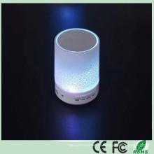 Mini LED manos libres Bluetooth altavoces (BS-07)