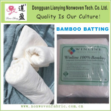 Soft and Toasty Natural Bamboo / Cotton Batting
