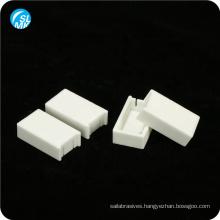 refractory ceramic precision parts steatite ceramic resistor parts