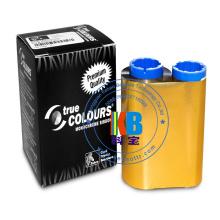 Fita de impressora de imagem Zebra / Eltron Gold 1000 800015-106 - P310, P330, P430, P520, P720