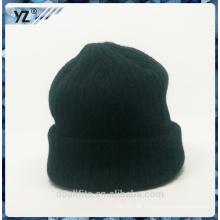 2015 neue Design benutzerdefinierte gestrickte Hut gute Qualität in China gemacht