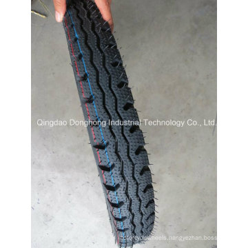 China Motorcycle Tubeless Tire 300-17
