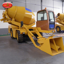 FM3.5-3 Mobile Self Loading Concrete Mixer For Sale