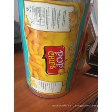 Ламинированные рулоны пленки для гибкой упаковки пищевых продуктов
