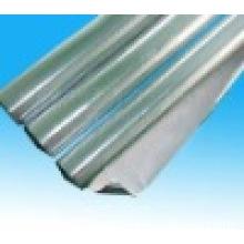 Non-woven cloth foil heat insulation