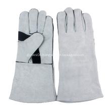 Fire High Heat Resistant Gauntlet Welders Gloves