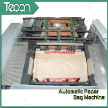 Bolsa de papel con motor de alta velocidad que hace la máquina
