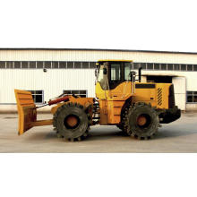 Four Wheel Drive Hydraulic Landfill Compactor
