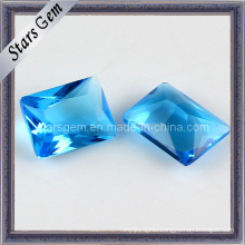 Champange Color Princess Cut Gemstone (STG-025)