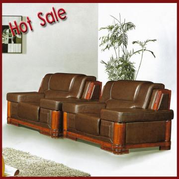 modern leather office sofa set
