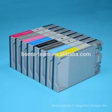Cartouche d'encre compatible avec puce pour imprimante epson stylus pro 7800 9800 7880 9880