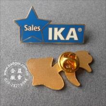 Organizational Badge, Offset Printing Lapel Pin (GZHY-LP-048)