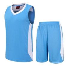 Spätester sublimierter Basketball-Jersey-Entwurf, Basketball-Jersey