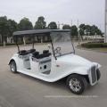 China OEM Fabricantes Noble 6 Seater Carrinho De Golfe Elétrico (DN-6D)