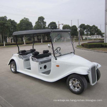 Fabricantes de China OEM Noble 6 Seater Electric Cart Cart (DN-6D)
