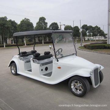 Chine OEM fabricants Noble 6 Seater chariot de golf électrique (DN-6D)