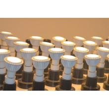 Delicado GU10 / Gu5.3 / E11 3W / 5W LED Foco LED de aleación de luz Spot