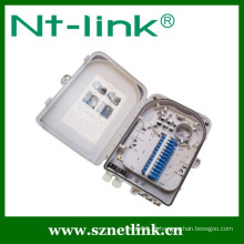 Caixa de Terminais de Fibra Óptica Netlink 12 core