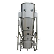 Machine de revêtement de granule de lit fluidisé d'acier inoxydable