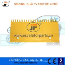L47312018A&B Escalator Plastic Comb Plate Right Escalator 25 Teeth Comb Plate