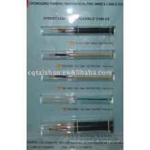 Niedervolt-VPE-Isolier-PVC-Mantelkabel