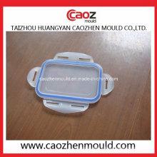 Moule à couvercle d'injection en plastique pour le conteneur Lock Lock