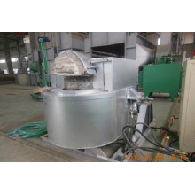 Tiltable Crucible Aluminum Melting Furnace Price