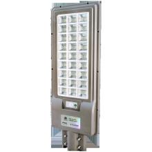 connection of solar street light