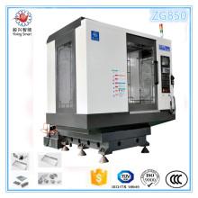 Máquina de alta velocidad Vmc850 del torno del centro del torno del CNC de la alta precisión que muele y que pega con cinta adhesiva