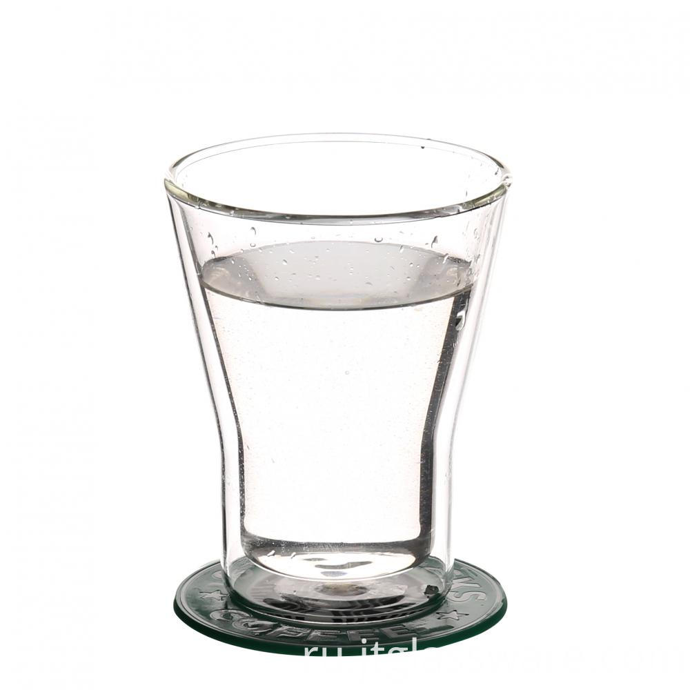 Glass Cappuccino Cups