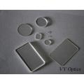 Diâmetro de vidro óptico de safira. 81.26mm * 21.5mm Windows / Flat Da China