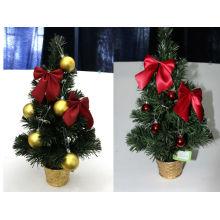 2017 Flores nuevamente calientes de la Navidad de la venta para las cestas de la decoración / de la Navidad