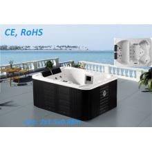 Outdoor Acrylic Bathtub Jacuzzi Whirlpool SPA