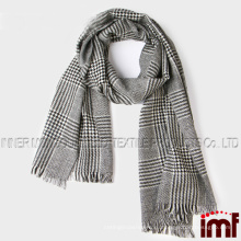 Шарф из шелка / шарф для мужчин / мужской шарф / петля