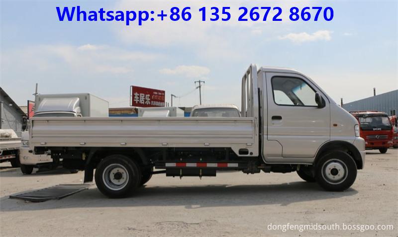 3 Tons Diesel Cargo Truck6