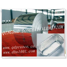 aluminium foil for food container