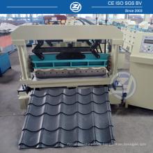 Panneau de toiture formant des machines Machine de formage de panneaux de toit